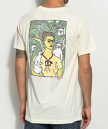RIPNDIP Frida Nermal Natural T-Shirt