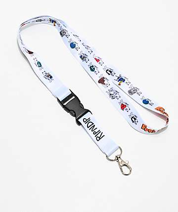 RIPNDIP Fuck Everything Lanyard
