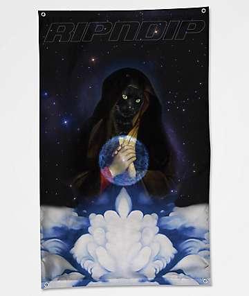 RIPNDIP Galaxy Gypsy Banner