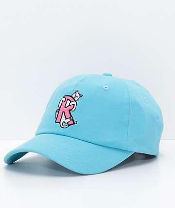 RIPNDIP Hugger gorra azul
