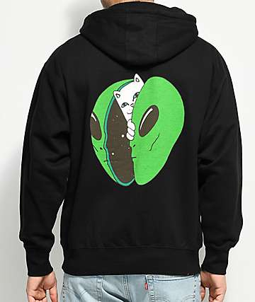 RIPNDIP In My Mind Black Hoodie