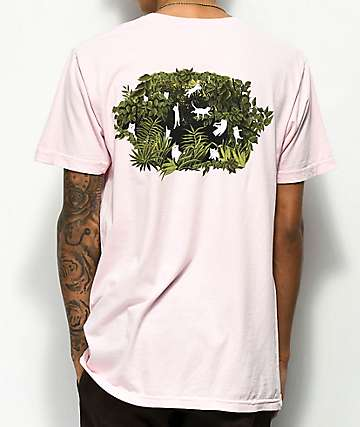 RIPNDIP Jungle Nerm camiseta rosa