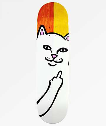 "RIPNDIP Lord Nermal 8.25"" Skateboard Deck"