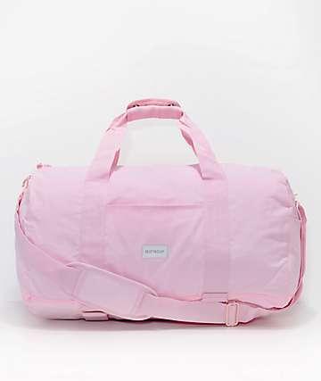 RIPNDIP Lord Nermal Pink Duffle Bag