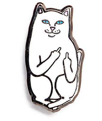 RIPNDIP Lord Nermal broche