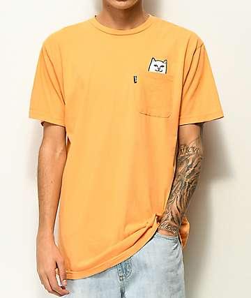 RIPNDIP Lord Nermal camiseta naranja