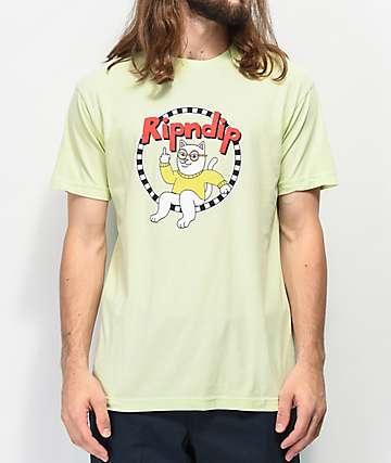 RIPNDIP Narthur Green T-Shirt