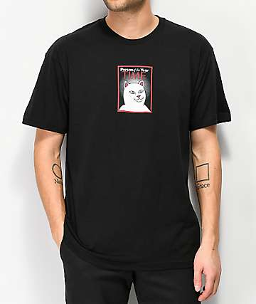 RIPNDIP Nerm Of The Year camiseta negra
