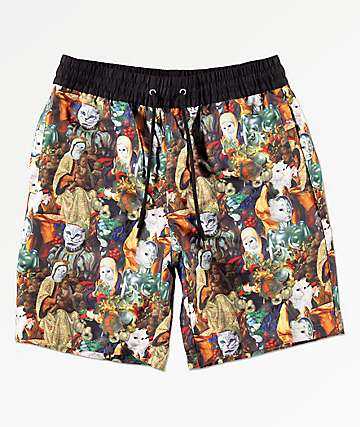 RIPNDIP Nermaissance Sublimated Board Shorts