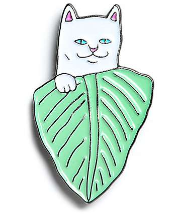 RIPNDIP Nermal Leaf Pin