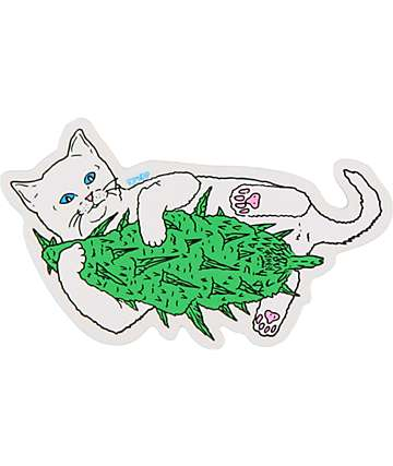 RIPNDIP Nermal Nug Sticker