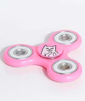 RIPNDIP Nermal Pink Fidget Spinner