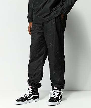 RIPNDIP Nermal pantalones de chándal con estampado reflectante