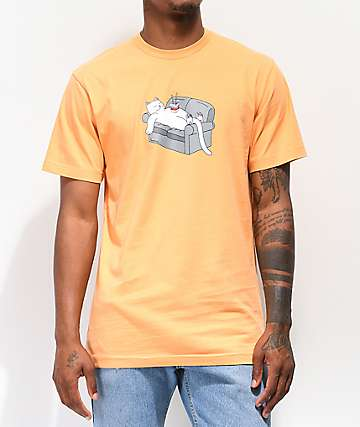 RIPNDIP Noodles Orange T-Shirt