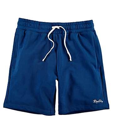 RIPNDIP Peek A Nermal shorts de punto azul