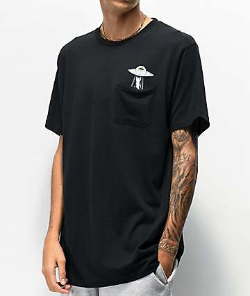 RIPNDIP Probe Black T-Shirt