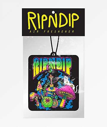 RIPNDIP Psychedelic Air Freshener