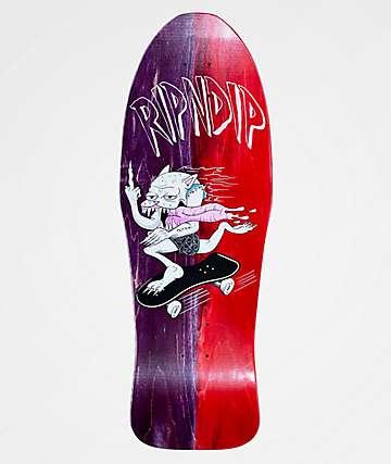 "RIPNDIP Skate Nerm 10.2"" Cruiser Deck"