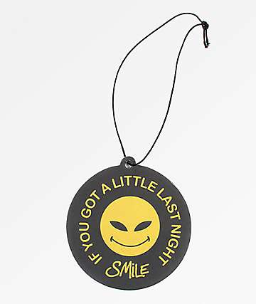 RIPNDIP Smile Alien Air Freshener