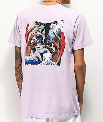 RIPNDIP Split Lavender T-Shirt