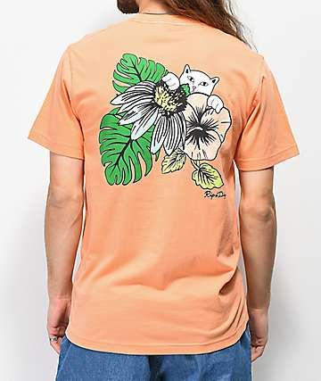 RIPNDIP Tropicalia Orange T-Shirt