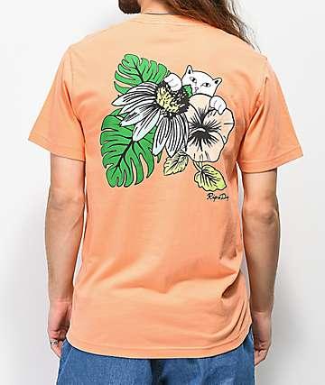 RIPNDIP Tropicalia Orange T-Shirt