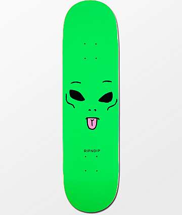"RIPNDIP We Out Here 8.25"" Skateboard Deck"