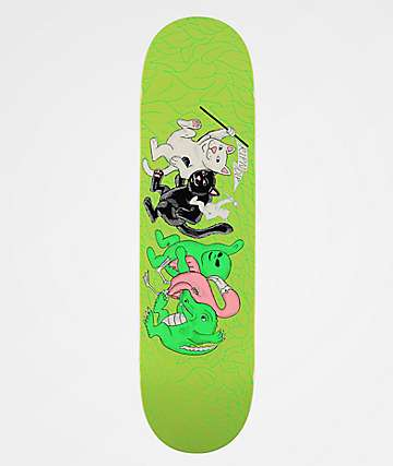 "RIPNDIP Where The Nerm At 8.25"" Skateboard Deck"