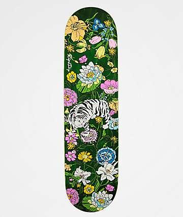"RIPNDIP Wild Flower 8.25"" Skateboard Deck"
