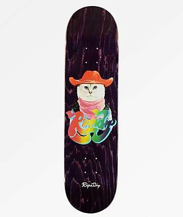 "RIPNDIP Yee-Haw 8.0"" Skateboard Deck"