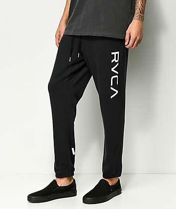 RVCA Big Black pantalones deportivos en negro