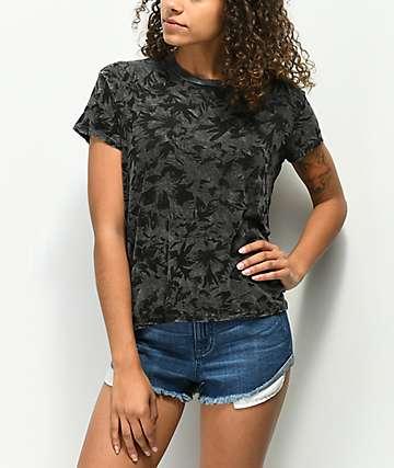 RVCA Suspension camiseta negra
