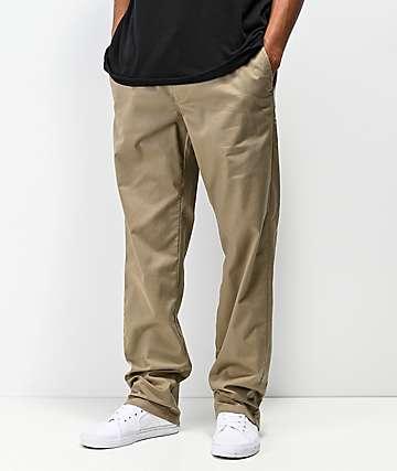 RVCA Weekend Khaki Chino Pants