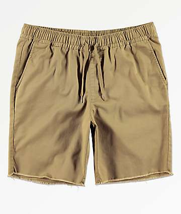 RVCA Weekend Khaki Chino Shorts