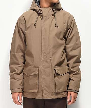 RVCA Wood chaqueta aislada