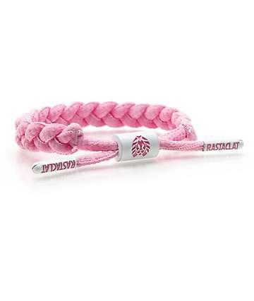 Rastaclat Mini Hyper Color pulsera rosa