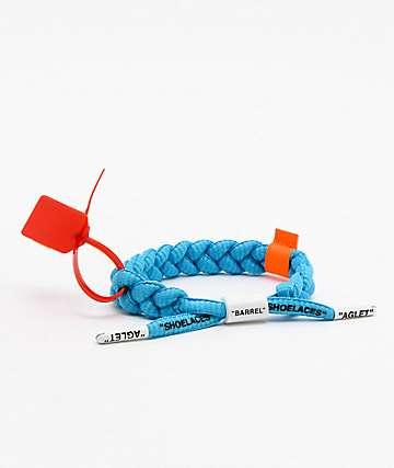 Rastaclat Off-Clat Blue Bracelet