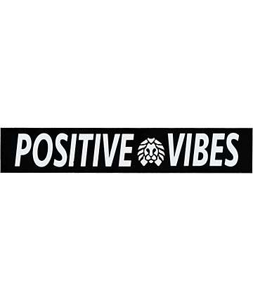 Rastaclat Positive Vibes Sticker