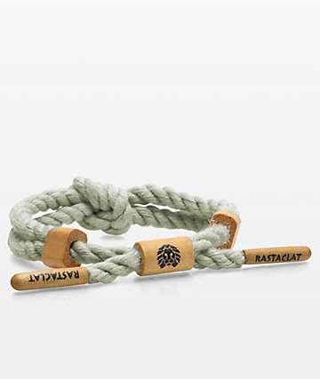 Rastaclat Winston Grey Knotaclat Bracelet