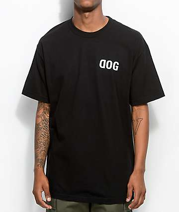 RawDogRaw Dog OG camiseta negra