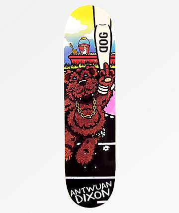 "Rawdograw Antwuan Stuffed 8.0"" tabla de skate"