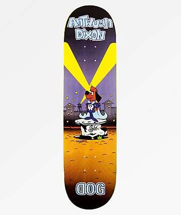 "Rawdograw Antwuan Undadog 8.25"" Skateboard Deck"