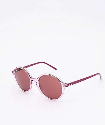Ray-Ban Festival Round Black Sunglasses
