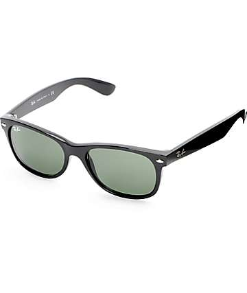 Ray-Ban New Wayfarer gafas de sol negras