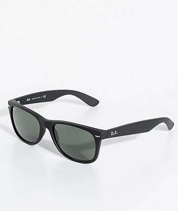 Ray-Ban New gafas de sol negras en estilo wayfarer