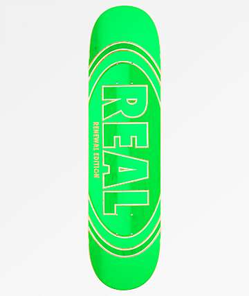 "Real Crossfade Renewal 8.06"" tabla de skate"