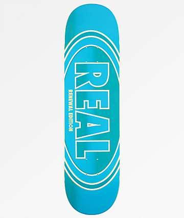 "Real Crossfade Renewal 8.25"" Skateboard Deck"