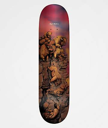 "Real Great Heights Walker 8.38"" Skateboard Deck"