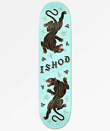 "Real Ishod Cat Scratch 8.25"" Skateboard Deck"