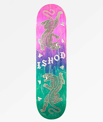 "Real Ishod Cat Scratch 8.38"" Skateboard Deck"